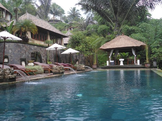 Bagus Jati Health & Wellbeing Retreat : pool