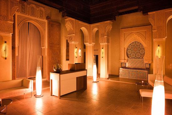 Spa Riad Fes by Cinq Mondes : Spa by Cinq Mondes