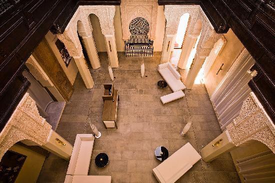 Spa Riad Fes by Cinq Mondes : Spa