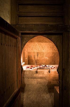 Spa Riad Fes by Cinq Mondes : Hammam
