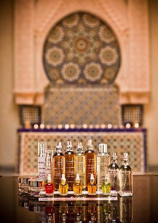 Spa Riad Fes by Cinq Mondes : Our products