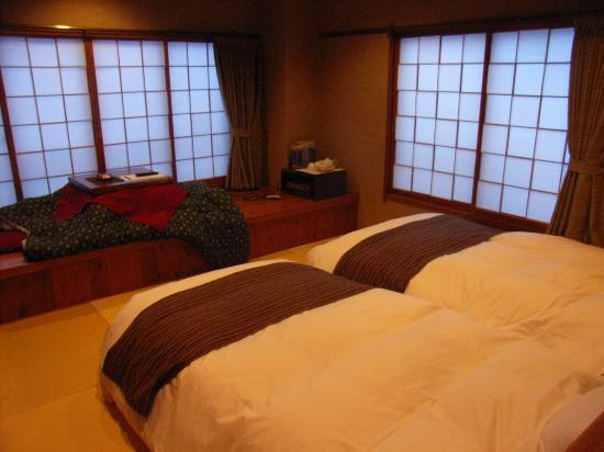Oyado Furuya: our room