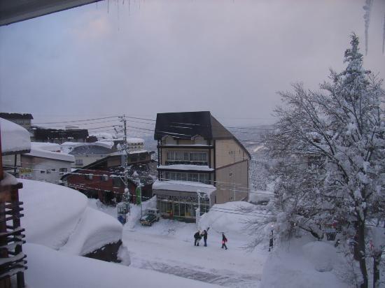 Oyado Furuya: a view from our room