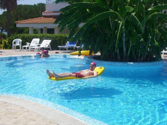 Hotel Residence Eolo: Piscina rilassante