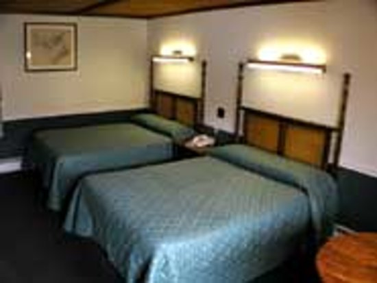 The Atlantic Motel: Comfortable Beds