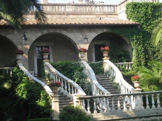 Salice Salentino, Italie : Castello Monaci
