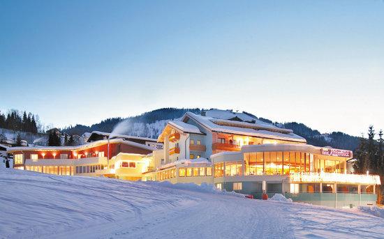 Kaiserblick: Aussenansicht Winter
