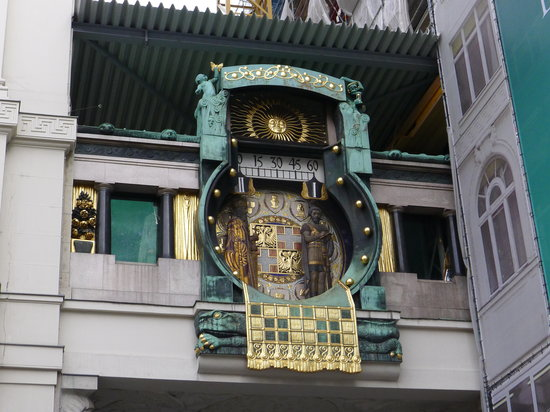 Anker Clock: Marcus Aurelius, Charlemagne