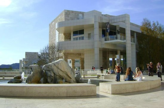 Getty Center Foto
