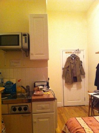 Dylan Apartments Paddington: apartamento para dos