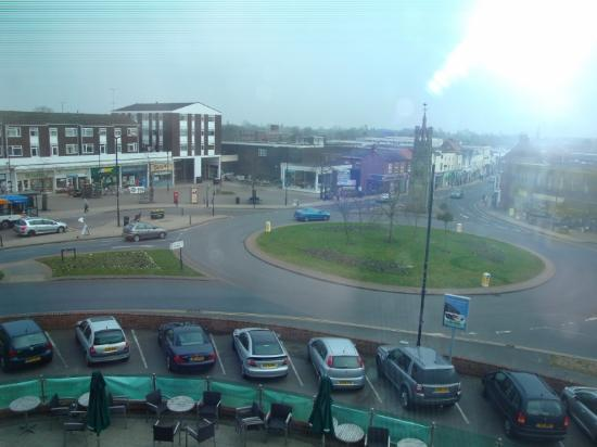 Holiday Inn Kenilworth - Warwick: View from Bedroom
