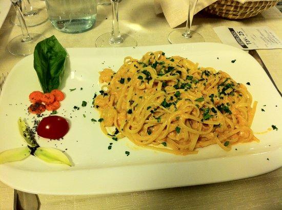 Sapori di Sicilia: spaghetti ai frutti di mare