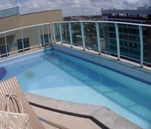 Hotel Mercure Maceio Pajucara: cobertura do Mercury Maceió