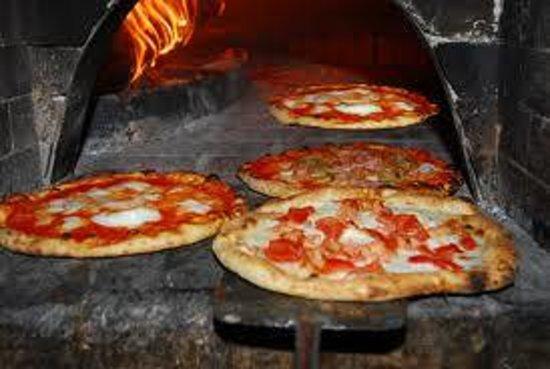 Trattoria del Pollarolo: pizza pollarolo wow!