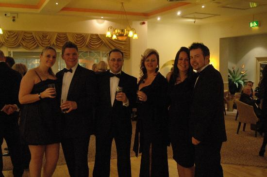 Hopton on Sea, UK: winter ball  feb 2012