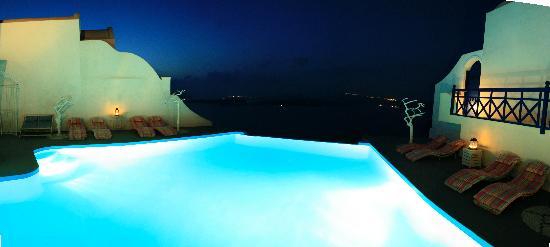 Santorini | Astarte Suites | Infinity Pool