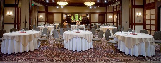 Beechwood Hotel: Grand Ballroom & Chapel
