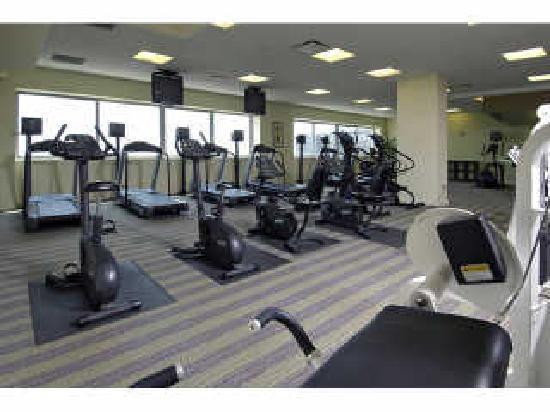 BridgeStreet Liberty Towers : Fitness center