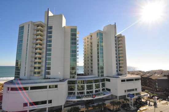 Avista Resort North Myrtle Beach Sc Reviews