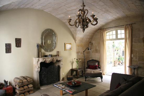 L'Albiousse : Lounge