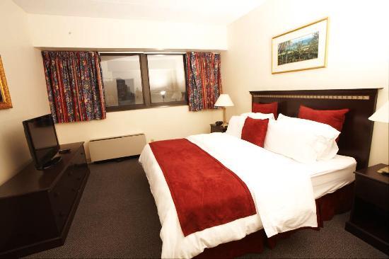 Stamford Suites: One bedroom suite