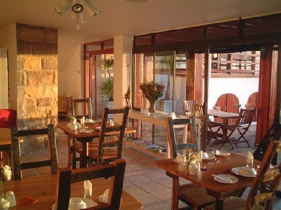 51 On Camps Bay Guesthouse: Breakfast Room
