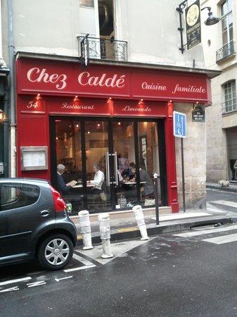 Chez Calde: Chez Caldé