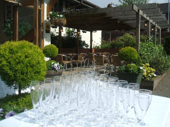 Wycliffe Hotel: Champagne Reception