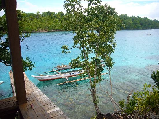 Togian Islands, Indonesië: Poya Lisa Island
