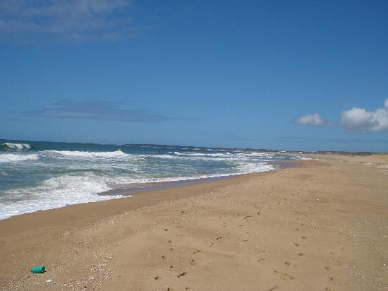 Uruguai: las playas uruguayas super tranqui y con muchas olas