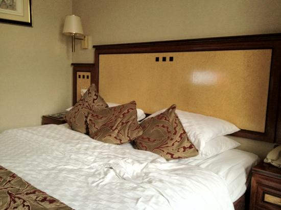 Grange Holborn Hotel: Bed.