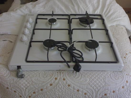 My House Taksim: Is a normal gas stove in your opinion?