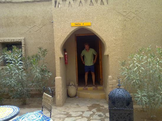 Les Portes du Desert: camera
