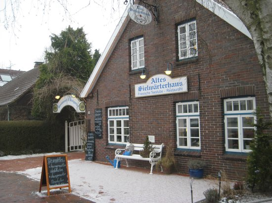 Horumersiel, Germania: Stielvoll