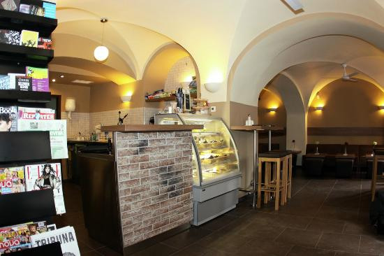 Paninoteka Restaurant: A various and delicious sandwiches..