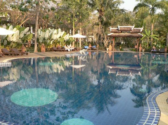 Santi Resort & Spa: Santi Resort, Luang Prabang, Schwimmbad