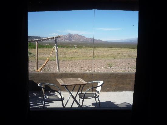 Hotel Pukarainca: Vista desde la habitación