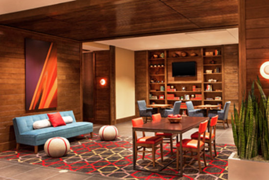 Four Points by Sheraton Nashville-Brentwood: Comfortable Seating