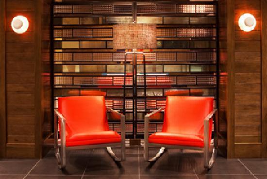 فور بوينتس باي شيراتون ناشفيل - برينتوود: Lounge