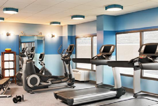 Four Points by Sheraton Nashville-Brentwood : Fitness Center