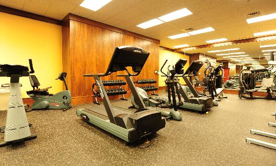 Bear Creek Mountain Resort: Fitness Room