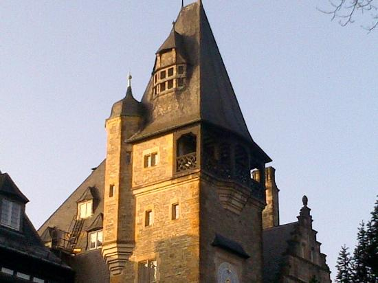Schloss Hotel Kronberg: Room 406 exterior view