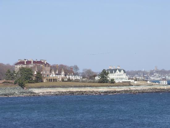 Newport Mansions: Ocean View