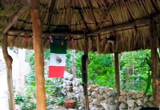 Yucatan Mayan Retreat, Ecohotel & Camping : lobby
