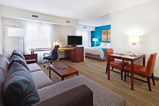 Residence Inn Austin South: Studio Suite