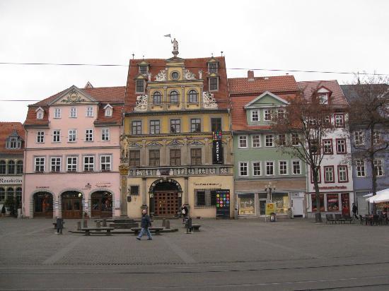Ibis Erfurt Altstadt: Centro di Erfurt