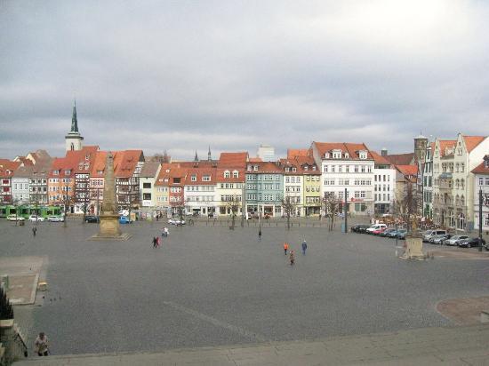 Ibis Erfurt Altstadt: Il centro di Erfurt