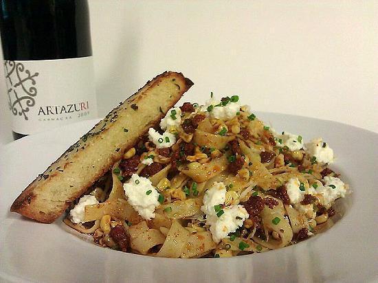 Selland's Market Cafe & Bakery: Chorizo Pasta