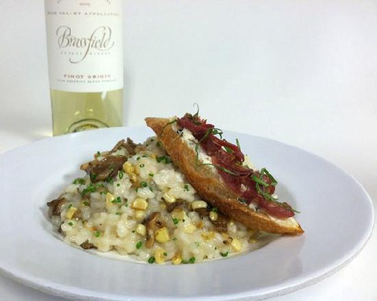Selland's Market Cafe & Bakery: Risotto