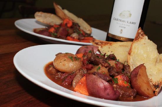 Selland's Market Cafe & Bakery: Lamb Stew